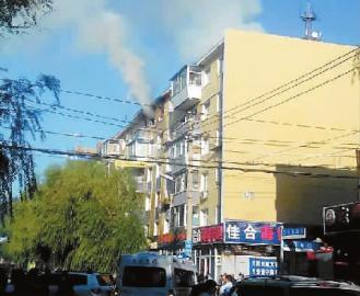 女子清晨被从6楼炸出身亡 多位居民以为是地震