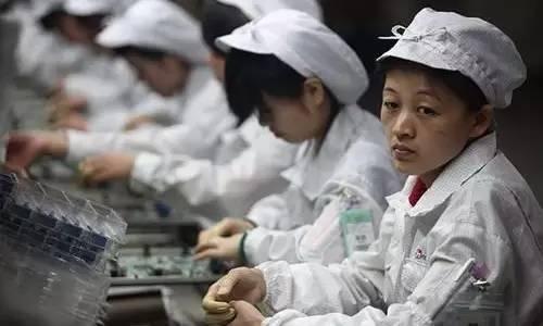 生产iPhone7的年轻人:为加班把女孩介绍给上司